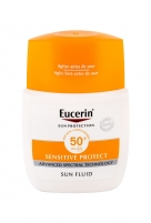 Saulės kremas Eucerin Sun Sensitive Protect Sun Fluid Mattifying Face Sun Care 50ml SPF50+ Sun creams