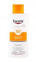 Saulės kremas Eucerin Sun Sensitive Protect Sun Lotion Sun Body Lotion 400ml SPF50+ Saulės kremai