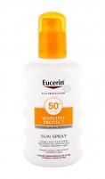 Saulės kremas Eucerin Sun Sensitive Protect Sun Spray Sun Body Lotion 200ml SPF50+ Saulės kremai