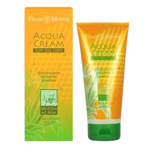 Saulės kremas Frais Monde Acqua Cream After-Sun Refreshing Body Lotion Cosmetic 200ml Saulės kremai