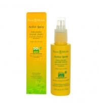 Saulės kremas Frais Monde Active Spray Sun Lotion SPF50+ Cosmetic 125ml Saulės kremai