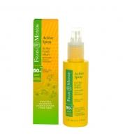 Saulės kremas Frais Monde Active Spray Ultra Fluid Spray SPF50+ Cosmetic 125ml Saulės kremai