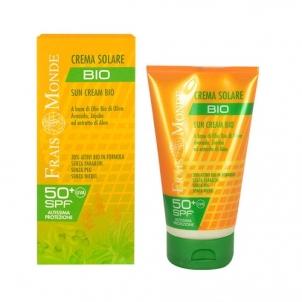Saulės kremas Frais Monde Sun Cream Bio SPF50+ Cosmetic 150ml Saulės kremai