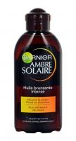 Saulės kremas Garnier Ambre Solaire Suntan SPF2 Oil Cosmetic 200ml Saulės kremai