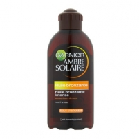 Saulės kremas Garnier Coconut Sun Oil SPF 2 Ambre Solaire 200 ml Saulės kremai