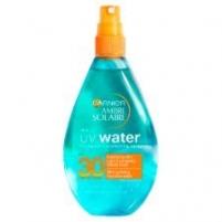 Saulės kremas Garnier Sluneční ochrana Clear Water SPF 30 (UV Water Clear Sun Cream Spray SPF 30) 150 ml Saulės kremai