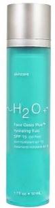 Saulės kremas H2Oplus Face Oasis Plus Hydrating Fluid SPF15 Cosmetic 50ml Saulės kremai