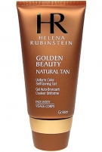 Saulės kremas Helena Rubinstein Golden Beauty Natural Tan Face Body Cosmetic 125ml Saulės kremai