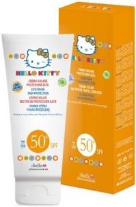 Saulės kremas Hello Kitty Sun Cream SPF50 Cosmetic 100ml Saulės kremai