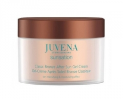 Saulės kremas Juvena Glittery gel cream after sunbathing Sunsation (Classic Bronze After Sun Gel-Cream) 200 ml Saules krēmi