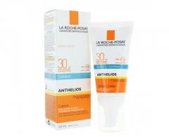 Saulės kremas La Roche Posay Protective Face Cream SPF 30 Anthelios (Comfort Cream) 50 ml