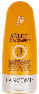 Saulės kremas Lancome Soleil Dna Guard Spf 15 Cosmetic 50ml Saulės kremai