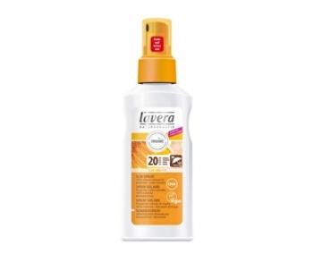 Saulės kremas Lavera Sunscreen SPF 20 (Sun Spray) 125 ml Saulės kremai