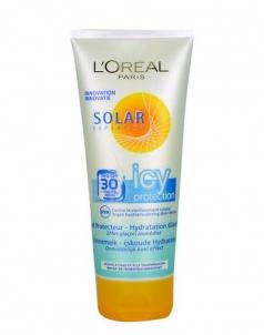 Saulės kremas L´Oreal Paris Solar Expertise Icy Protection SPF30 Cosmetic 200ml Saulės kremai