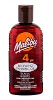 Saulės kremas Malibu Bronzing Tanning Oil Sun Body Lotion 200ml SPF4 Saulės kremai