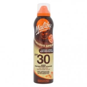 Saulės kremas Malibu Continuous Spray Lotion Spray SPF30 Cosmetic 175ml Saulės kremai