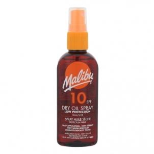 Saulės kremas Malibu Dry Oil Spray SPF10 Cosmetic 100ml Saulės kremai