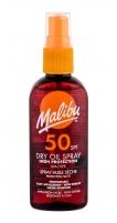 Saulės kremas Malibu Dry Oil Spray Sun Body Lotion 100ml SPF50 Saulės kremai