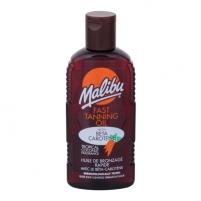 Saulės kremas Malibu Fast Tanning Oil Cosmetic 200ml Saulės kremai