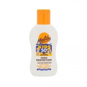 Saulės kremas Malibu Kids Lotion SPF50 Cosmetic 100ml Saulės kremai