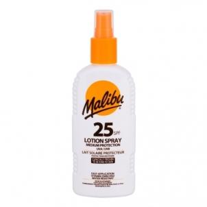 Saulės kremas Malibu Lotion Spray SPF25 Cosmetic 200ml Saulės kremai