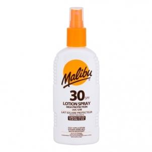 Saulės kremas Malibu Lotion Spray SPF30 Cosmetic 200ml Saulės kremai