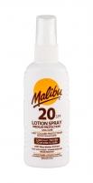 Saulės kremas Malibu Lotion Spray Sun Body Lotion 100ml SPF20 Saulės kremai