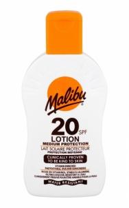 Saulės kremas Malibu Lotion Sun Body Lotion 200ml SPF20 Saulės kremai