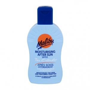 Saulės kremas Malibu Moisturising After Sun With Tan Extender Cosmetic 200ml Saulės kremai