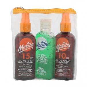 Saulės kremas Malibu Sun Travel Kit Cosmetic 100ml Saulės kremai