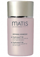 Sun cream Matis Paris CityProtect TM50 SPF 50 reponses Jeunesse Day Fluid 30ml Sun creams