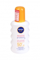 Saulės kremas Nivea Sun Sensitive Protect Sun-Allergy Sun Body Lotion 200ml SPF50