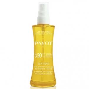 Saulės kremas Payot Protective anti-aging suntan oil SPF 50 Sun Sensi(Protective Anti Agigng Oil) 125 ml