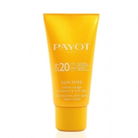 Saulės kremas Payot Sunscreen Face Anti-Aging Sun Sensi(Protective Anti Aging Face Cream) 50 ml