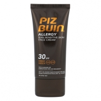 Saulės kremas Piz Buin Allergy Sun Sensitive Skin Face Cream SPF30 Cosmetic 50ml