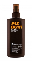Saulės kremas PIZ BUIN Allergy Sun Sensitive Skin Spray Sun Body Lotion 200ml SPF50 Saulės kremai