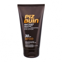 Saulės kremas Piz Buin Instant Glow Sun Lotion SPF30 Cosmetic 150ml For a natural sunbathing process