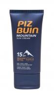 Saulės kremas Piz Buin Mountain Sun Cream SPF15 Cosmetic 50ml Saulės kremai
