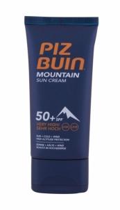 Saulės kremas Piz Buin Mountain Sun Cream SPF50 Cosmetic 50ml Saulės kremai