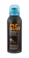 Saulės kremas Piz Buin Protect & Cool Refreshing Sun Mousse SPF10 Cosmetic 150ml For cooling hot skin
