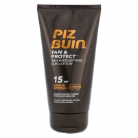 Piz Buin Tan & Protect Tan Intensifying Sun Lotion SPF15 Cosmetic 150ml Sun creams