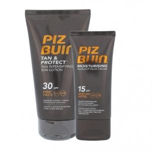 Saulės kremas Piz Buin Tan & Protect Tan Intensifying Sun Lotion SPF30Kit Cosmetic 200ml Saulės kremai