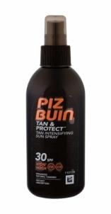 Saulės kremas Piz Buin Tan Intensifier Sun Spray SPF30 Cosmetic 150ml Saulės kremai
