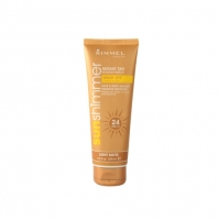 Sun Cream Rimmel London Sun Shimmer Instant Tan Cosmetic 125мл. Крема для солярия,загара, SPF