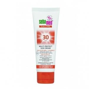 Saulės kremas Sebamed Sunscreen SPF 30 Sun Care(Multi Protect Sun Cream) 75 ml Saulės kremai