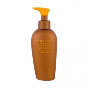 Saulės kremas Shiseido Brilliant Bronze Quick Self Tanning Gel Cosmetic 150ml Saulės kremai