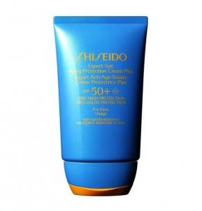 Saulės kremas Shiseido Expert Sun Protection Cream Plus SPF50 Cosmetic 50ml Saulės kremai