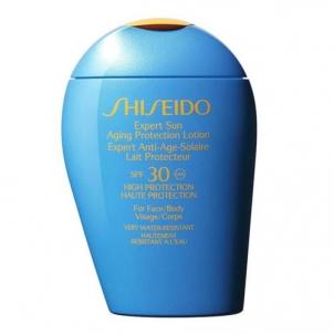 Saulės kremas Shiseido Expert Sun Protection Lotion SPF30 Cosmetic 100ml Saulės kremai