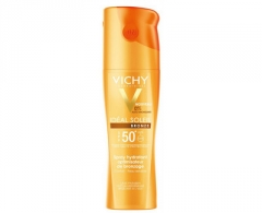 Saulės kremas Vichy Moisturizing Spray SPF 50 suntan optimizing Ideal Soleil (Bronze Spray) 200 ml Saulės kremai