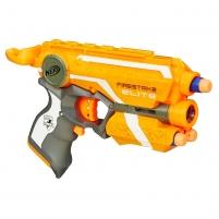 Šautuvas NERF N-STRIKE ELITE FIRESTRIKE BLASTER 53378 Žaislai berniukams